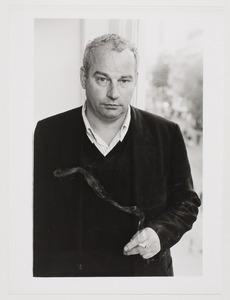 Portret van Gosse Oosterhof