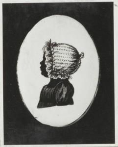 Portret van mogelijk een kind, mogelijk Arntzenius