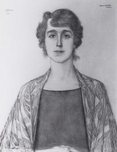 Portret van Regina Hermina Maria Terwindt (1889-1971)