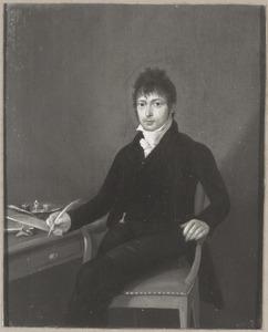 Portret van François Arnoldus Noël Simons (1779-1843)