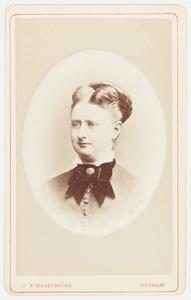 Portret van Margaretha Haitsma Mulier (1857-1917)