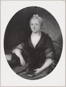 Portret van Anna Catharina Löve (1728-1803)