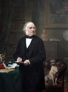 Portret van Gerardus Fredericus Westerman (1807-1890)