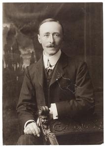 Portret van Hendrik van Oordt (1866-1935)