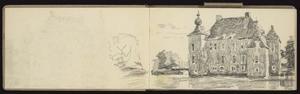 Kasteel Cannenburgh bij Vaassen