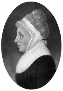 Portret van Helena Beek (1748-1810)