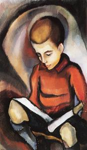 Portret van Edgar Richard Johannes Fernhout (1912-1974)