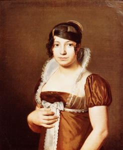 Portret van Nieskia Reiniera Wentholt (1789-1862)
