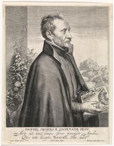 Portret van Daniel Seghers (1590-1661)