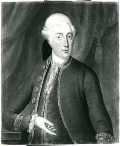 Portret van T. van Heloma