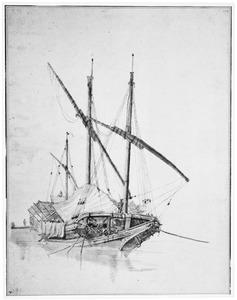 Een zeilschip