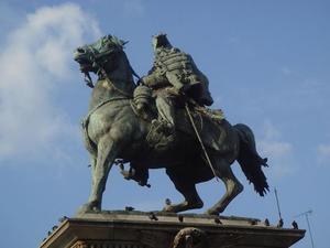 Monument voor Victor Emmmanuel II