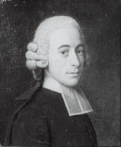 Portret van Louis Lancelot Maizonnet (1745-1773)