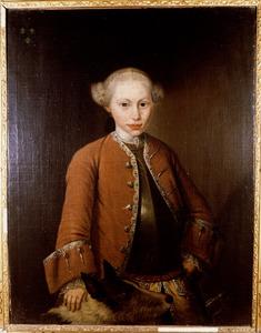 Portret van Heribert van Westervelt (1756-1831)