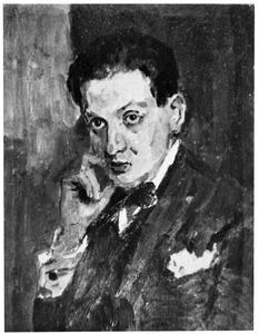 Portret van Lodewijk Ali Cohen (1895-1970)