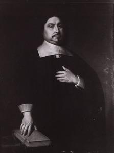 Portret van Gerhard ten Berge (1615-1682)