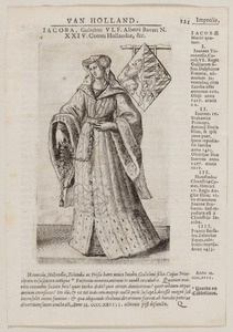 Portret van Jacoba van Beieren (1401-1436)