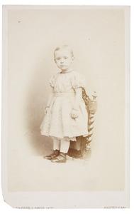 Portret van Elisabeth Josephine Tilanus (1864-1949)