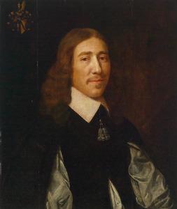 Portret van Paul Godin (1615-1690)
