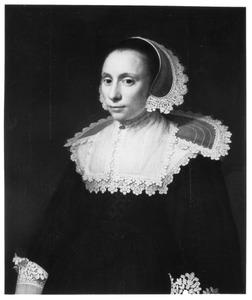 Portret van Maria Camerling (1607- )