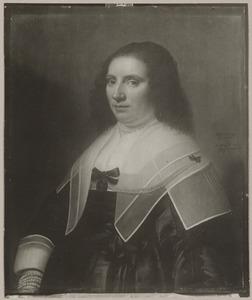 Portret van Christina Pijll (1601-1652)