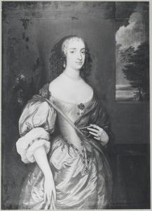 Portret van Maria I Stuart (1631-1661)