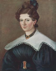 Portret van Thalia Koning (1808-1884)