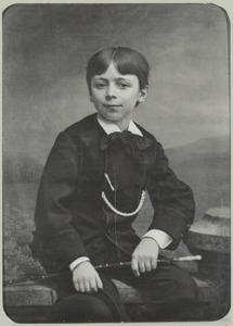 Portret van Frederick Marius Bogaardt (1867-1880)