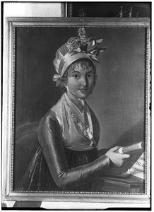 Portret van Maria Jacoba Masjon (1788-1850)