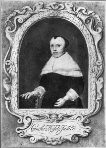Portret van Cornelia Hessels (1596-1640)