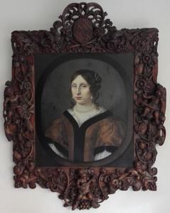Portret van een vrouw, waarschijnlijk Cornelia van de Graeff (?-1677)