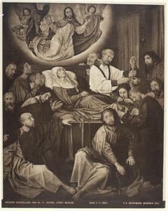 Het sterfbed van Maria