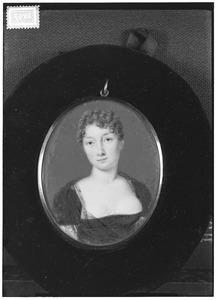 Portret van Florentina Jacoba Wilhelmina van Heeckeren (1790-1824)