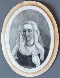 Portret van Catharina Scheltinga (?-?)