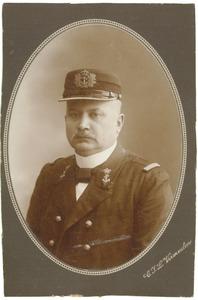 Portret van Johannes Hendrik Otto van den Bosch (1869-1940)