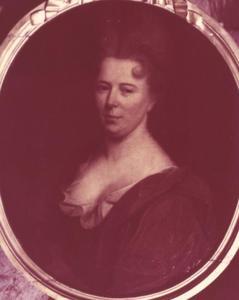 Portret van waarschijnlijk Henriette Philippine van Brakell (1693-1737)