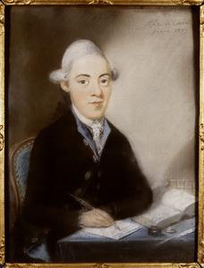 Portret van Gerbrand Elias (1764-1842)