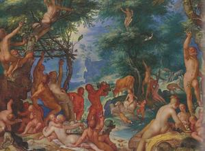 Het Gouden Tijdperk, Aetas Aurea