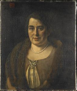 Portret van Adèle van Meekren (1866-)
