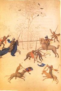 Getijdenboek van Engelbert van Nassau