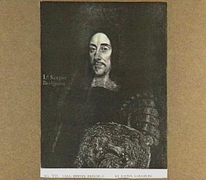 Portret van Sir Orlando Bridgeman, als Lord Keeper