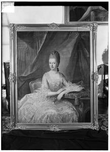 Portret van Maria Frederica van Reede (1748-1807)