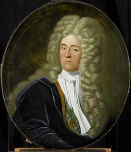 Portret van Willem van Hogendorp (1656-1733)