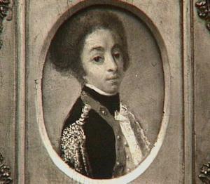 Portret van een jonge officier, mogelijk lid van de familie Van Baerle