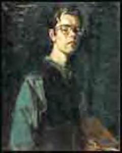 Portret van Gerard de Wit (1931- )