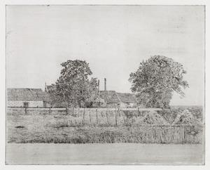 Landschap met boerderij Kooidijk I
