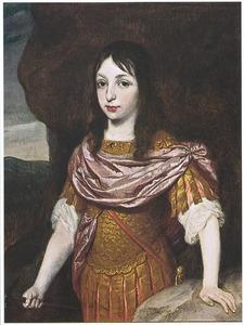 Portret van François van Diest (?-1671)