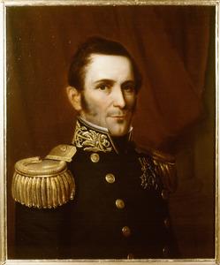Portret van Johannes le Jeune (1793-1846)