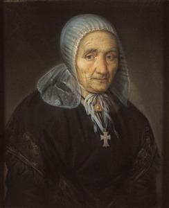Portret van Petronella Driessen (?-1837)