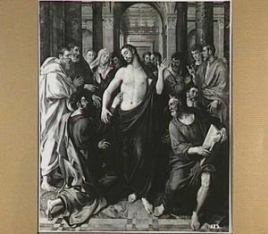 De ongelovige Thomas (Altaar van het bontwerkersambacht)